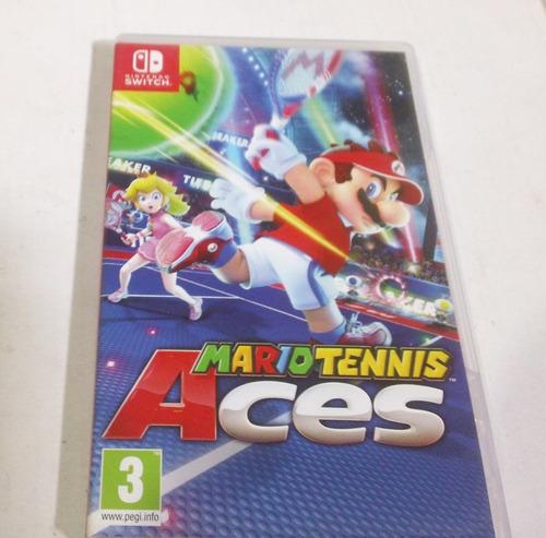 Mario Tennis Aces Nintendo Switch Vendo O Cambio