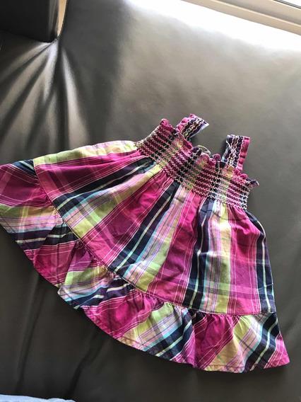 Vestido Niña Gap De 0-3 Meses