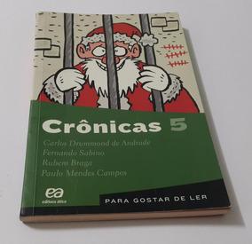 Crônicas 5 - Ática 15° Edição