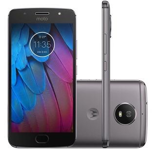 Motorola G5s Xt1792 32gb Platinum, Câm 16mp (leia O Anúncio)