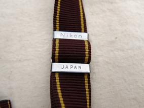 Alça Para Câmera Nikon Importada Japão Anos 70