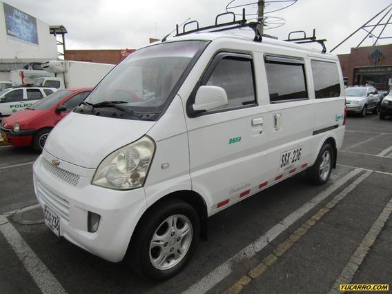 Chevrolet N300 Microbus Van Pasajeros