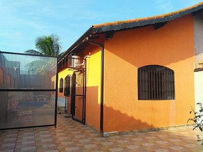Itanhaém Casa Com Piscina 2 Quartos