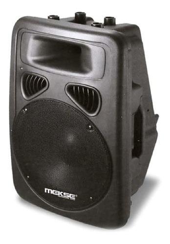 Parlante Caja Acústica Activa 12' 300w Mekse - Envío Gratis