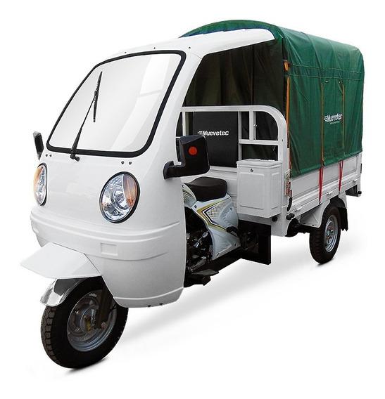 Motocarro Gasolina Nuevo Tipo Pickup Con Lona G-h2cl, 250cc