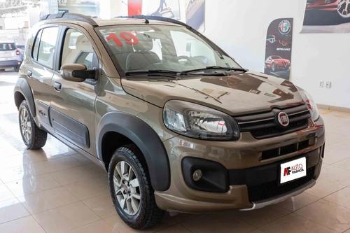 Fiat Uno Way - Promocion Fiat - Opcional Gnc/ Ctas -**