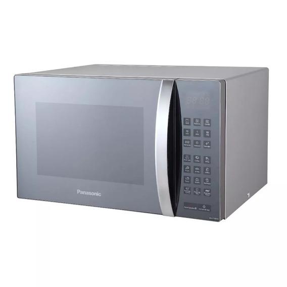 Microondas Panasonic Nn-gt68hsrue 30 Lts 900 Watts Outlet