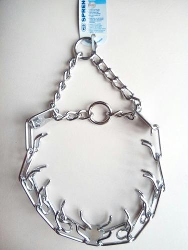 Collar Aleman Con Picos 63x4 Pinch Collar Herm Sprenger
