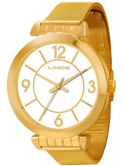 Relógio Feminino Lince Lrg4260l B2kx Analógico 3 Atm