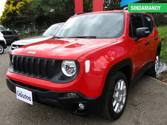 Jeep Renegade Sport Plus 1.8 Aut 5p Gbn081