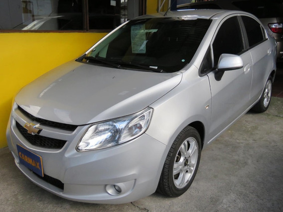 Chevrolet Sail Ltz 2015 Financiación Hasta Del 100%