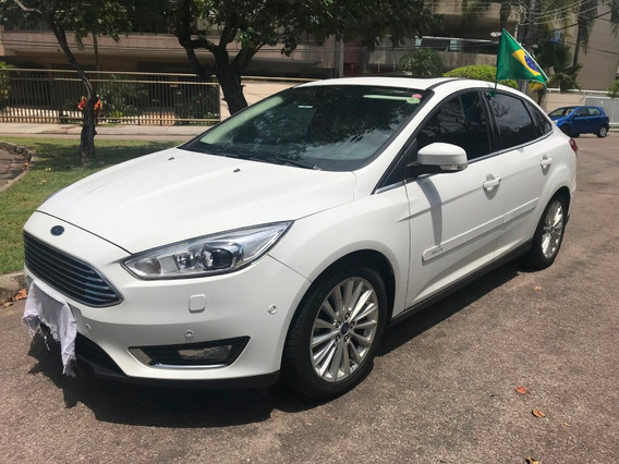 Ford Focus 2.0 Titanium Plus -flex Powershift 4p Automatico