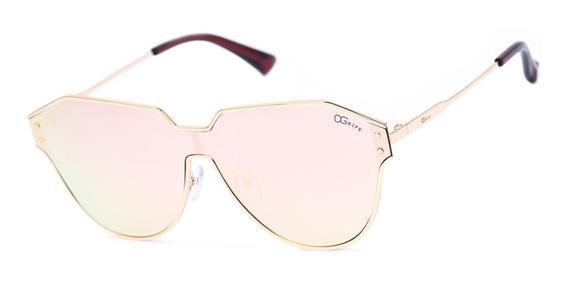 Oculos Ogrife Solar Feminino Og 1330-c Proteção Uv Original
