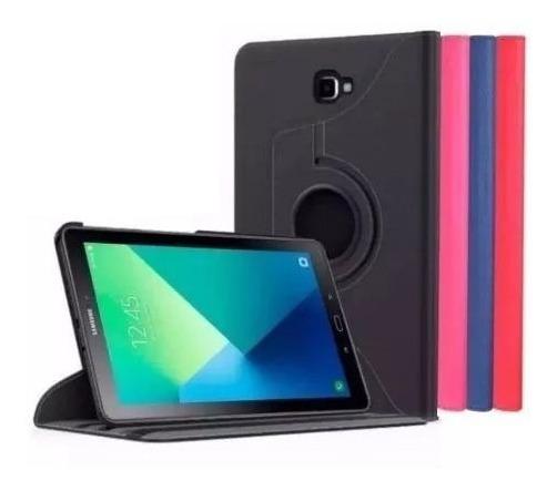 Capa P/ Samsung Galaxy Tab A6 10.1 S Pen P580 P585 Giratória