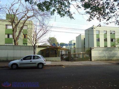 Apartamento, 58 M² - Venda Por R$ 140.000,00 Ou Aluguel Por R$ 650,00 - Vale Dos Tucanos - Londrina/pr - Ap0308