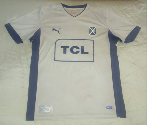 Camiseta Independiente Blanca Tcl 2012/13
