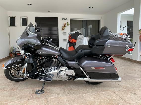 Harley Davidson Ultra Limited 2014