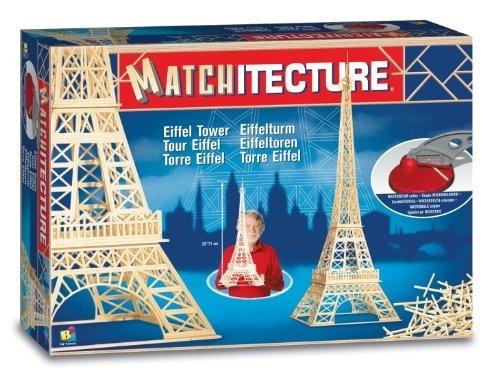 Bojeux Matchitecture - Torre Eiffel