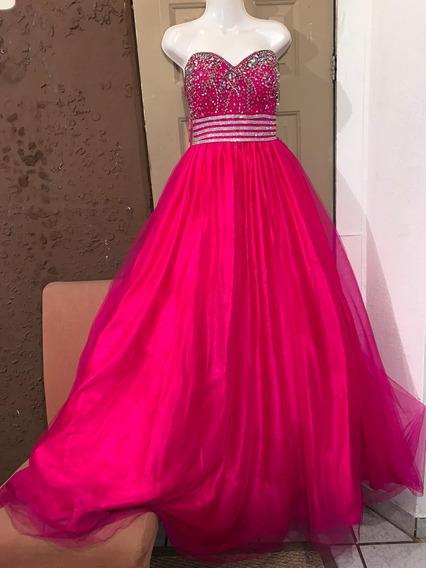 Hermoso Vestido De XvDiseño Exclusivo