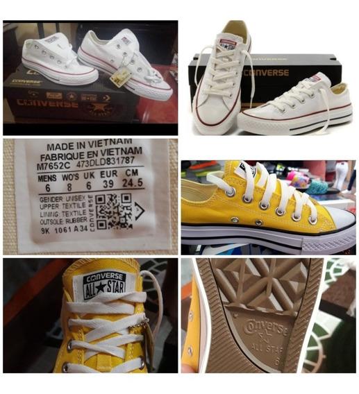 Zapatos Converse All Star Original Talla 39 Nuevos En Caja