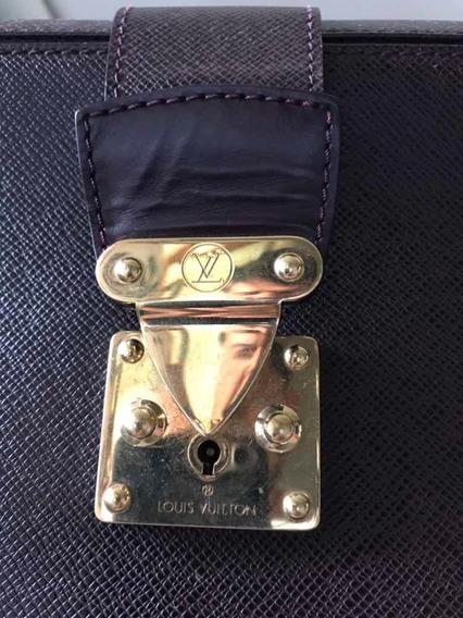 Maletín Louis Vuitton Con Llave