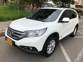 Honda Cr-v Ex-l 2.400 4x4 Automatica