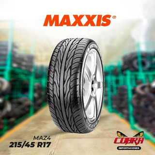 Llantas 215/45 R17 Maxxis Maz4 Con Garantía