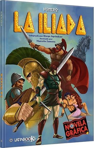 Ilíada - Novela Gráfica - Latinbooks