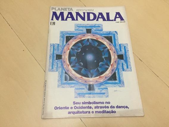 Revista Planeta 1 Mandala Religião Simbolismo Dança H841