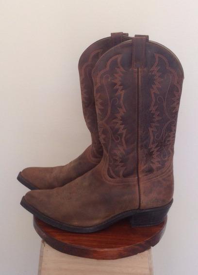 Liquido Botas De Cuero Texanas!!