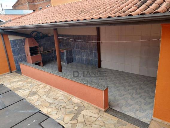 Vendo Casa (urgente) Jd. Ouro Preto / Região Hosp. Ouro Verde - Campinas Sp - Ca12897