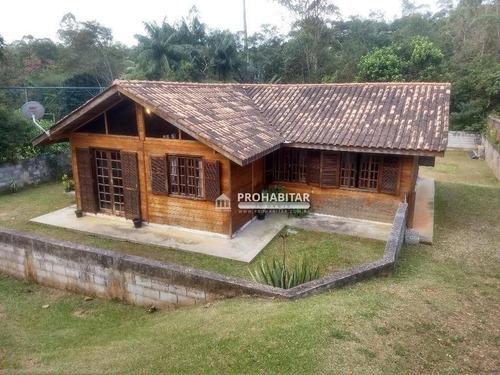 Imagem 1 de 18 de Casa À Venda Na Fazenda Da Ilha - Ca2486