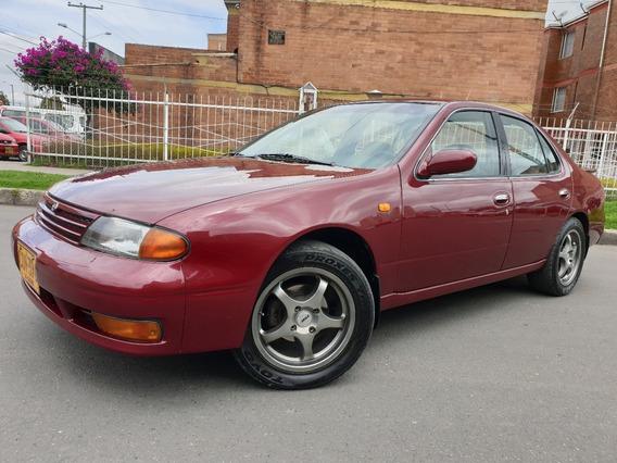 Nissan Bluebird 2.0 1996