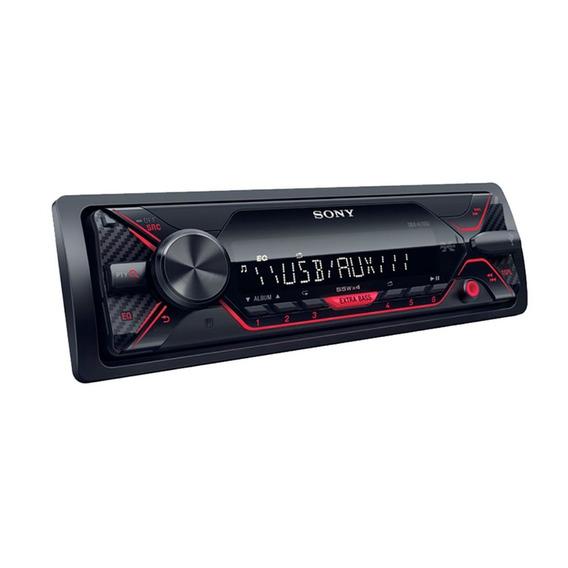 Auto Estereo Sony Dsx A110 Usb Aux Am Fm 55w Extra Bass