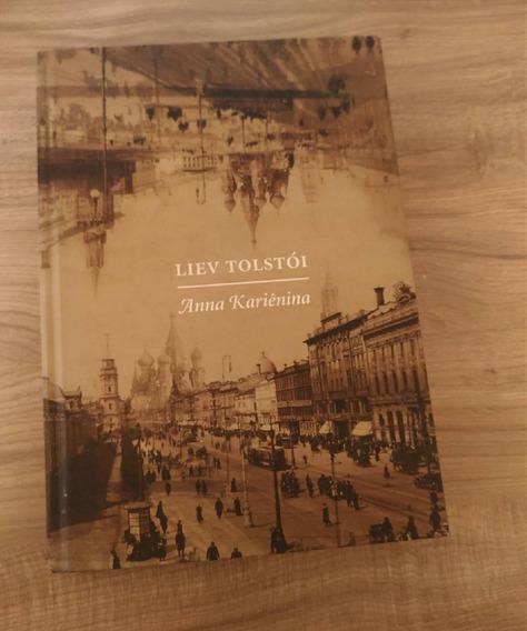 Anna Kariênina Kiev Tolstói