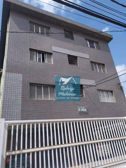 Kitnet Com 1 Dormitório À Venda, 30 M² Por R$ 110.000 - Boqueirão - Praia Grande/sp - Kn0054