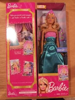 Barbie Rosella La Princesa De La Isla