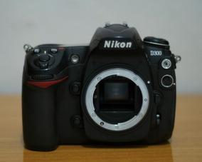 Câmera Nikon D300, Corpo + Cartões + Bateria