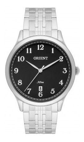 Relogio Orient Mbss1311 G2sx Prata