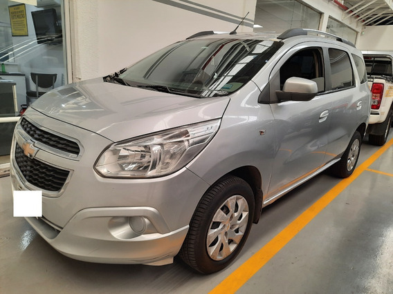 Chevrolet Spin Lt + Gnc Av