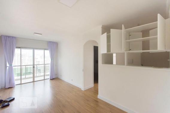 Apartamento No 16º Andar Com 1 Dormitório E 1 Garagem - Id: 892958311 - 258311