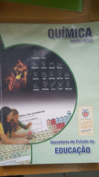 Química Ensino Médio Livro Didático Público Paraná