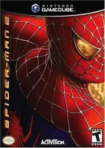 Jogo Spider-man 2 Nintendo Gamecube