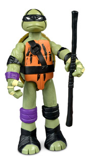 Tortugas Ninjas Muñeco Juguete Original 25 Cm Xl