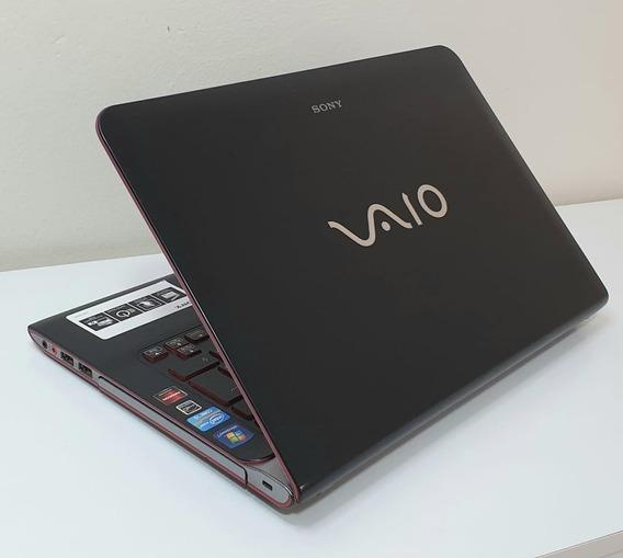 Notebook Sony Vaio Intel Core I5 2th 6gb 650gb Amd Radeon 14