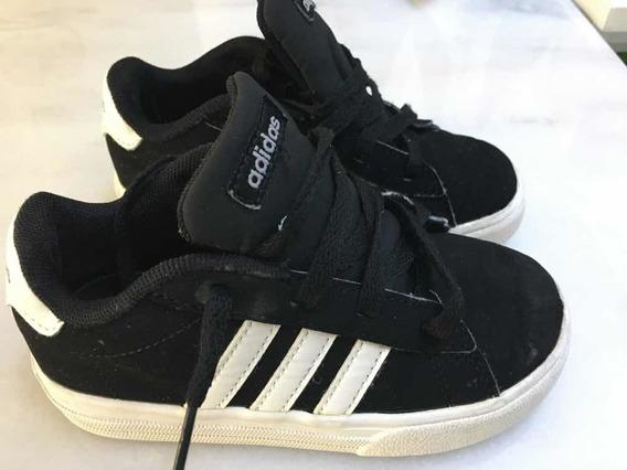 Zapatillas adidas Niño Talle 26,5 - Usadas - Casi Nuevas -