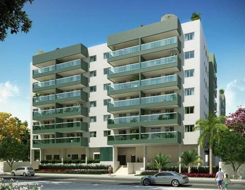 Apartamento À Venda No Bairro Freguesia (jacarepaguá) - Rio De Janeiro/rj - O-8998-18109