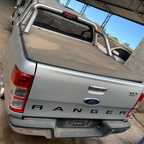 Sucata De Ranger Xlt 2.5 Flex 2016 Pra Retirar Peças