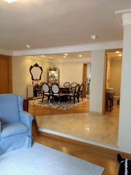 Lindo E Reformado - Andar Alto - Fora De Rota - 4 Dormitórios, 3 Suítes, 2 Vagas - Estacionamento Para Visitas - Ap2411