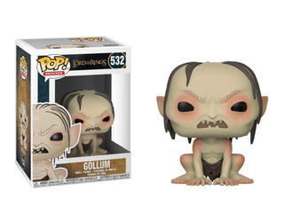 Funko Pop #532 - Lord Of The Rings - Lotr Gollum - Original